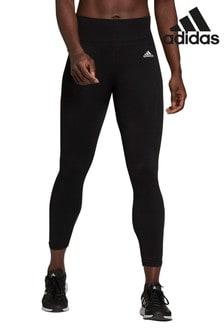 adidas Black Yoga 7/8 Seamless Leggings