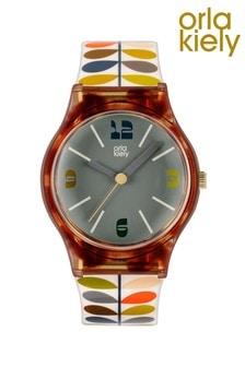 Orla Kiely Bobby Print Watch