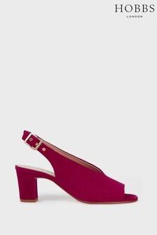 Hobbs Pink Kali Sandals