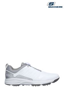 Skechers® White GO GOLF Torque Twist Sports Shoes