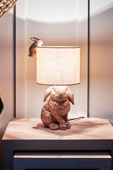 Rosie And Ronnie Table Lamp