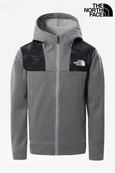 The North Face® Youth Surgent Full Zip Hoody