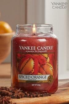 Yankee Candle Classic Large Jar Spiced Orange Candle