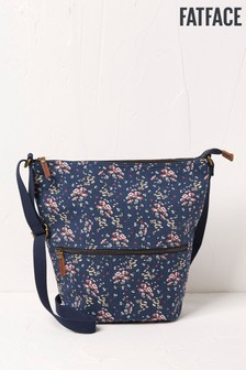 FatFace Blue Tia Trailing Ditsy Cross Body Bag