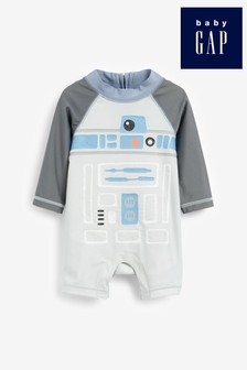 Gap Baby Star Wars™ R2D2 Swimsuit