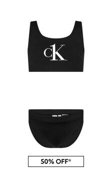 Calvin Klein Underwear Black Bikini