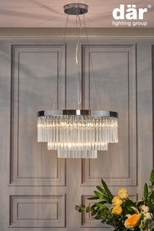 Dar Lighting Giovana 5 Light Pendant