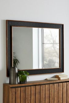 Salvage Inlay Mirror