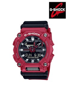 G-Shock Black/Red Heavy Duty GA-900 Watch