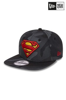 New Era® Kids Camo Superman® Cap