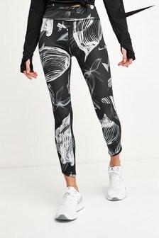 Nike Epic Lux Floral 7/8 Running Leggings