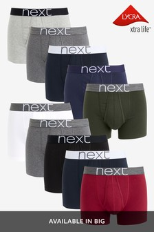Core Mixed Colour A-Fronts Ten Pack