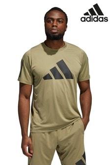 adidas 3 Stack T-Shirt