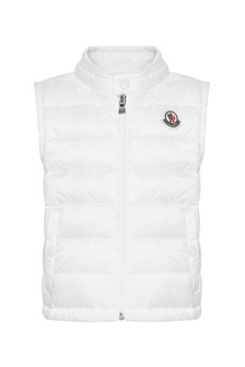 Baby White New Amauri Gilet