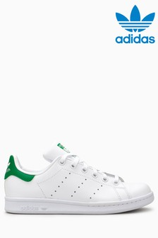 adidas Originals WhiteGreen Stan Smith Youth