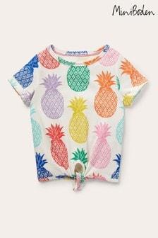 Boden Multi Tie-Front T-Shirt