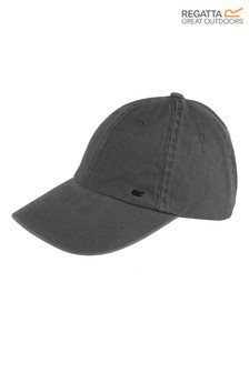 Regatta Grey Cassian Washed Cap