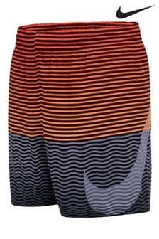 Nike Horizon Stripe 4 Swim Shorts