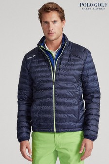 Polo Golf by Ralph Lauren RLX Navy Padded Jacket