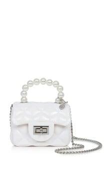 Girls Cream Bag