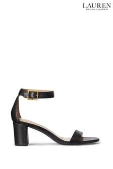 Lauren Ralph Lauren Block Heel Waverley Sandals