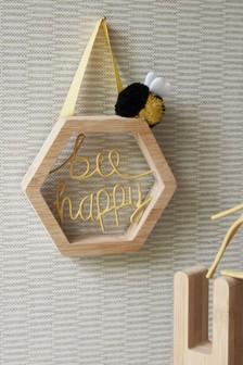 Bee Happy Hanging Decoration