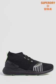 Superdry Sport Agile High Runner Trainers