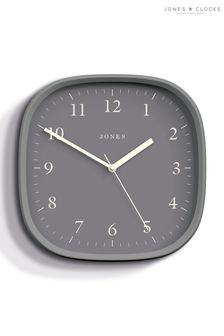 Jones Clocks Marvel Pepper Grey Wall Clock