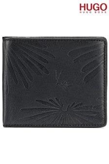 HUGO Embossed Wallet Gift Set