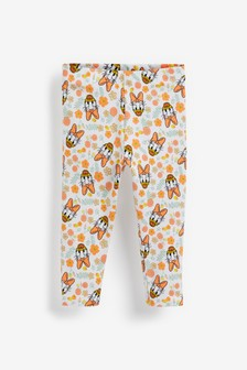 Disney Daisy Duck All Over Print Leggings (3mths-8yrs)