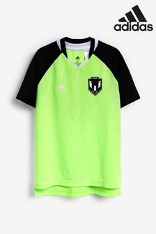 adidas Green Messi Jersey