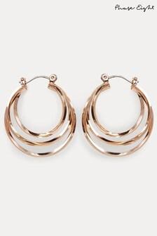 Phase Eight Ivanna Hoop Earrings