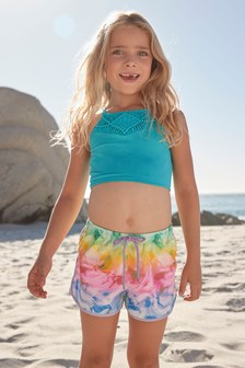 Multi Printed Shorts