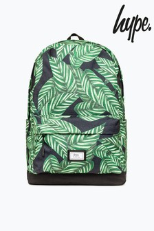 Hype. Ones Supply Dark Palm Leave Core Backpack