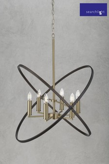 Eternity 6 Light Pendant by Searchlight