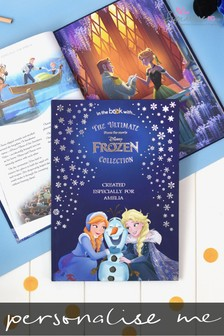Personalised Disney™ Frozen Collection Book by Signature Book Publishing