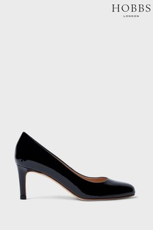 Hobbs Black New Lizzie Court Shoes