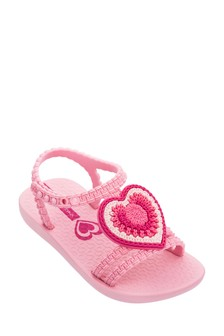 Ipanema Heart Sandals