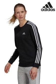 adidas 3 Stripe Sweatshirt