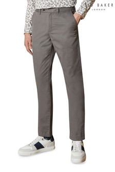 Ted Baker Grey Sincere Slim Fit Chinos