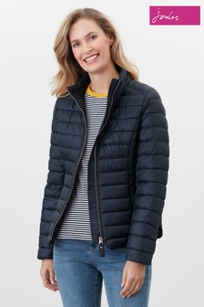 Joules Blue Canterbury Luxe Padded Jacket