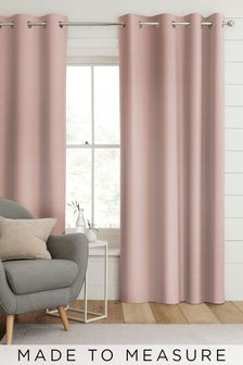 Jasper Rose Pink Made To Measure Curtains