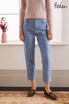 Boden Barrel Leg Jeans