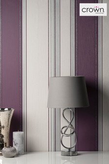 Synergy Stripe Wallpaper by Crown
