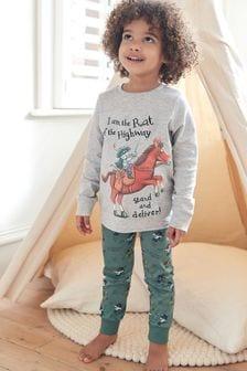 Grey Highway Rat Snuggle Pyjamas (9mths-10yrs)