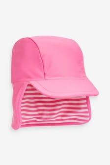 Pink Swim Legionnaires Hat (Younger)