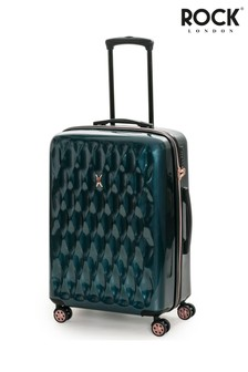 Rock Luggage Diamond Medium Hard Shell Suitcase
