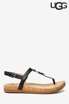 UGG® Aleigh Toe Post Sandals
