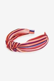Rainbow Stripe Headband