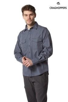 Craghoppers Blue Kiwi Shirt